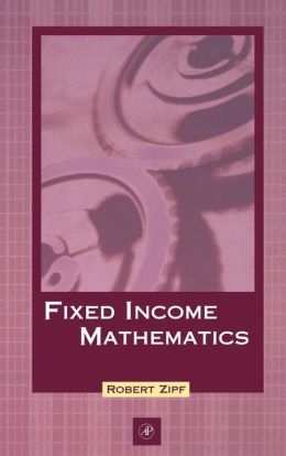 Fixed Income Mathematics