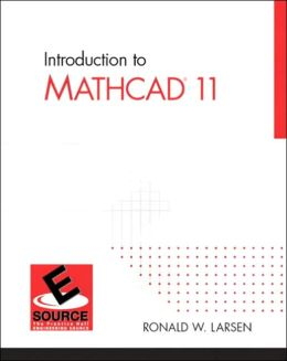 Introduction to MathCAD 11