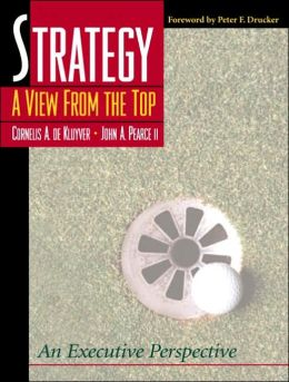 Strategy: A View From the Top