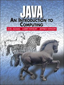 Java : An Introduction to Computing
