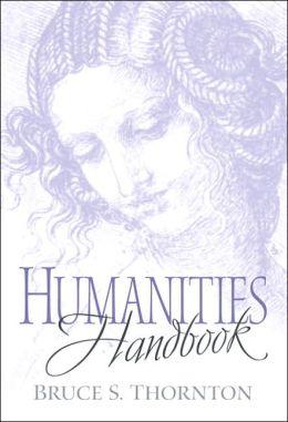 Humanities Handbook