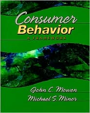 Consumer Behavior: A Framework