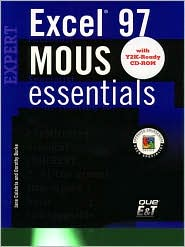 MOUS Essentials Excel 97 Expert, Y2K Ready