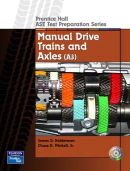 Prentice Hall ASE Test Prep : Manual Drive (A3) - With CD