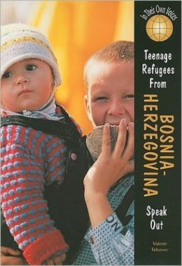 Teenage Refugees From Bosnia Herzegovina 1999C