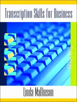 Transcription Skills for Business