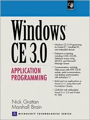 Windows CE 3.0: Application Programming