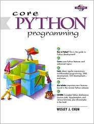 Core Python Programming with CD-ROM