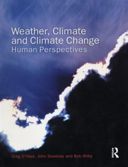 Weather, Climate and Climate Change: Human Perspectives