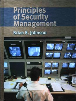 Principles of Security Management