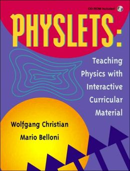 Physlets : Teaching Physics with Interactive Curricular Material
