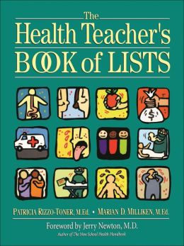 Health Teacher's Book Of Lists