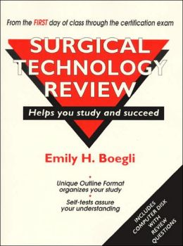 Surgical Technology Review Book