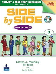 Side by Side Activity & Test Prep Workbook 3