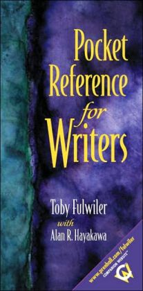 Pocket Reference for Writers with APA Updates