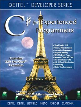 C# For Experienced Programmers