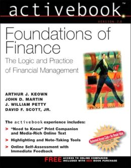 Foundations of Finance - Activebook 2.0
