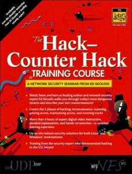 Network Security Training Course: A Desktop Seminar from Ed Skoudis