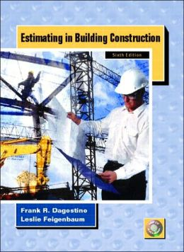 Estimating in Building Construction [With CDROM]