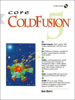 Core ColdFusion 5