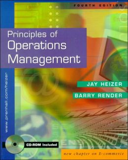 Operations Management: And Additional Problems and Exercises Package
