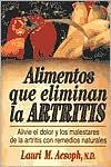 Alimentos Que Eliminan la Artritis
