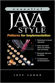 Essential Java Style : Patterns for Implementation