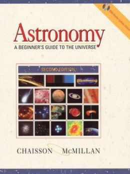 Astronomy: A Beginners Guide to the Universe, 2000 Media Update Edition