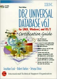 DB2 Universal Database V6.1 for Unix, Windows and OS/2 Certification Guide