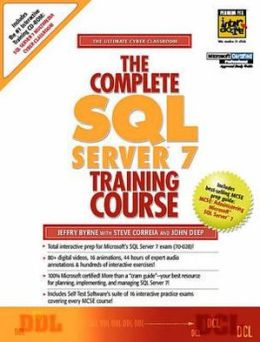 Complete SQL Server 7 Training Course