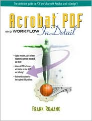 Acrobat PDF and Workflow InDetail