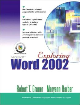 Exploring Microsoft Word 2002 Comprehensive