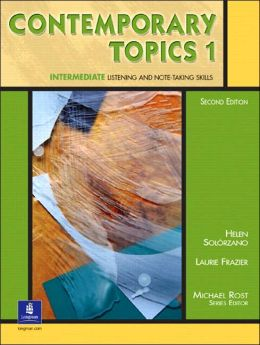 Student Book, Contemporary Topics