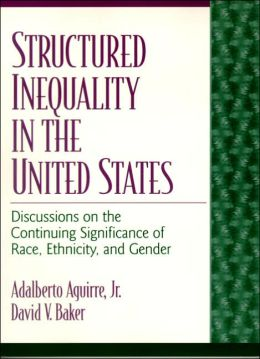 the social inequality in race and gender in the united states Social sciences  what are the roots of gender inequality  racial formation in  the united states (state university of new york press, 2009.