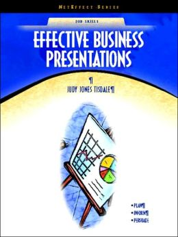 Effective Business Presentations (Neteffect Series)