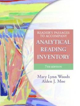 Analytical Reading Inventory: Comprehensive Assessment for All Students Including Gifted and Remedial