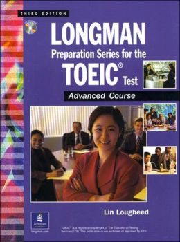 Longman Preparation Series for the TOEIC Test: Advanced Course