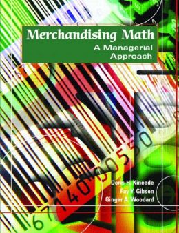 Merchandising Math: A Managerial Approach
