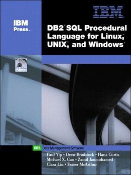 DB2 SQL Procedural Language for Linux, Unix and Windows
