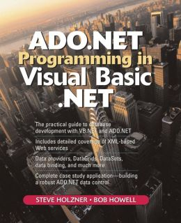 ADO.NET Programming in Visual Basic.NET