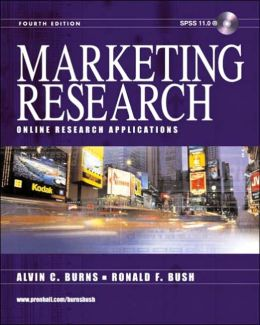 Marketing Research and SPSS 11.0