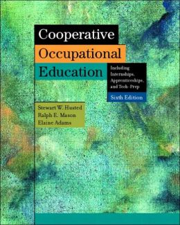 Cooperative Occupational Education