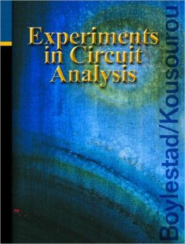 Experiments in Circuit Analysis