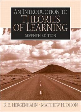 Introduction to the Theories of Learning