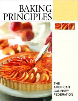 American Culinary Federation: Baking Fundamentals