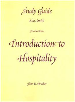Introduction to Hospitality Study Guide