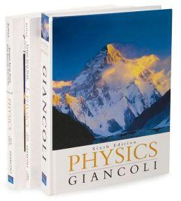 Physic Prin & Applc& Ssg W/Sel Sol Vl1& 2 Pkg