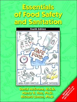 Essentials of Food Safety and Sanitation