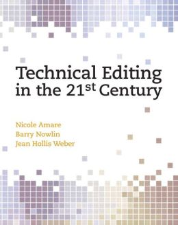 Technical Editing in the 21st Century