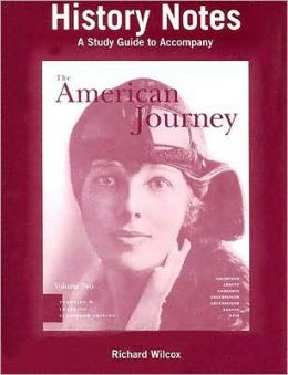 American Journey: A History of the United States (History Notes Study Guide)